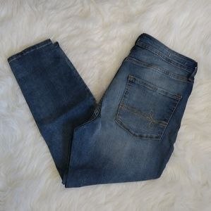 Women's Levi's High-Rise Ankle Skinny Jeans
